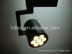 LED 導軌射燈