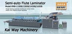 Semi-auto Flute Laminati
