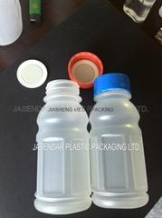 plastic metal composite cap/closure for birdnest chicken essence
