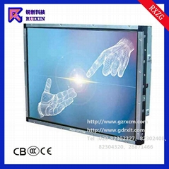 RXZG-OT1706 LCD Open frame SAW Touch Monitor