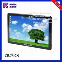 RXZG-OT2209 LCD Open frame SAW Touch screen Monitor