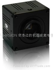 大恆相機彩色CMOS顯微鏡專用
