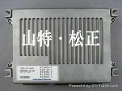 小松配件pc300-7電腦板