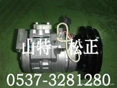 小松pc220-8空调压缩机