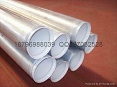 外鍍鋅內塗塑復合鋼管