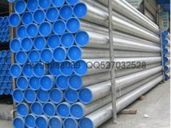 外鍍鋅內襯塑復合鋼管