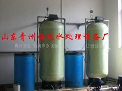 青州軟化水設備