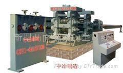 電加熱兩肋鋼觔機器