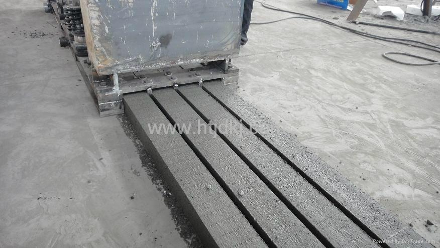 Precast Concrete Forms : Precast concrete lintel forming machine prestressed tw