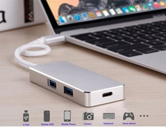 USB-C card reader 3.1 wi