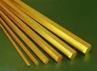 四方黃銅棒