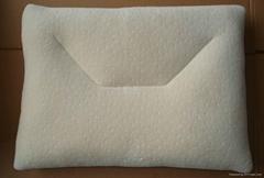 慢回彈靠墊海綿枕頭