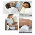 慢回彈零壓力腳枕頭 2