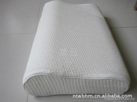 慢回彈減壓透氣枕頭 1