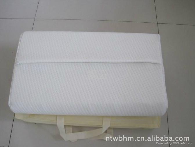 供應慢回彈海綿養生保健枕頭 1