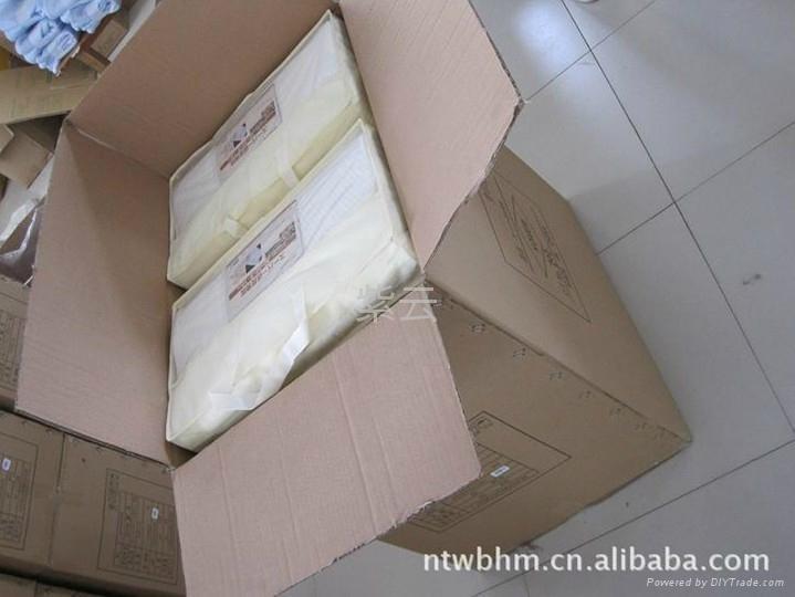 供應慢回彈海綿養生保健枕頭 3