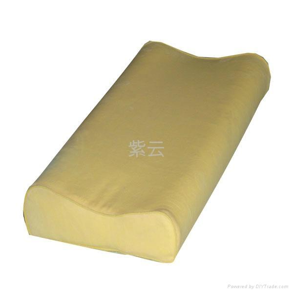 慢回彈乳膠加長枕頭 1