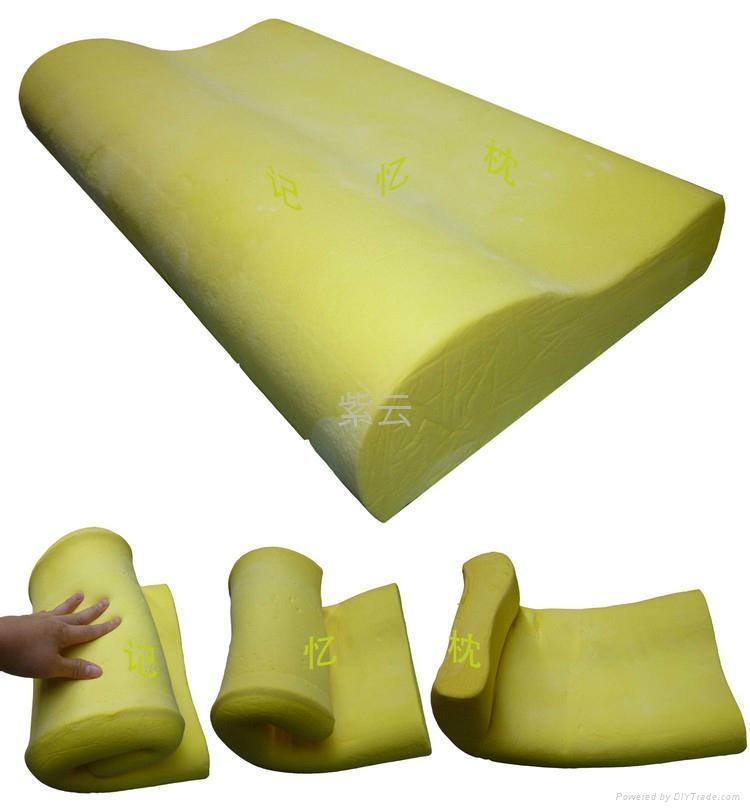慢回彈乳膠加長枕頭 2