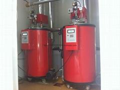 0.1吨燃油锅炉