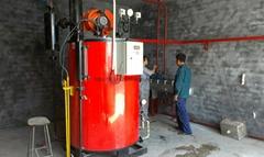 0.5吨全自动燃油锅炉