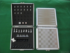 Travel Game -Chess/Backgammon game