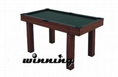 5' pool table