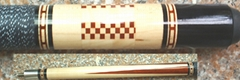 Inlay Pool cue