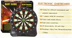 LCD Electronic dartboard