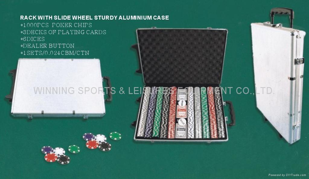 poker chip set 2