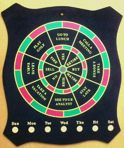 Attrayant Office Play Magnetic Dartboard 1