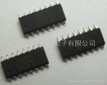 无线调频收音IC  HX1618 1