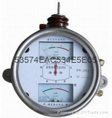 避雷器阻性電流在線監測系統