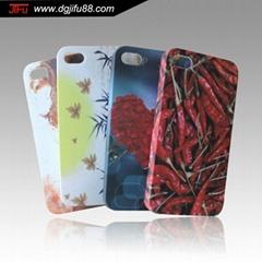 iPhone5/ 5S 水貼保護殼