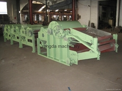 GM410 textile/cotton waste recycling machine