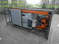 textile/cotton cutting machine