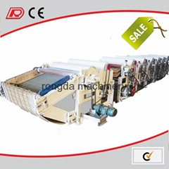 GM610 textile/cotton waste recycling machine