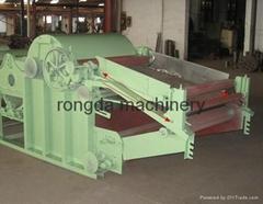 textile/cotton waste opening machine