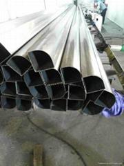 201不锈钢扇形管