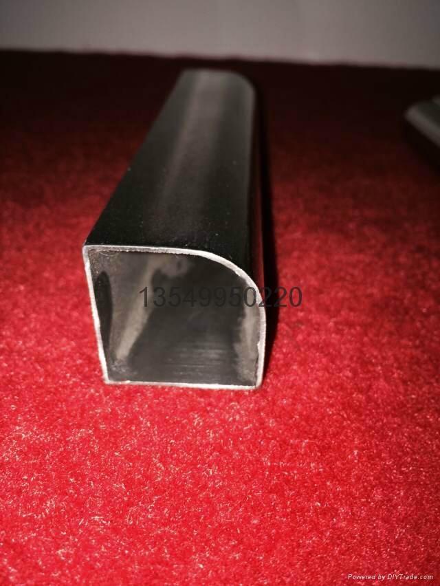 201不鏽鋼扇形管 2