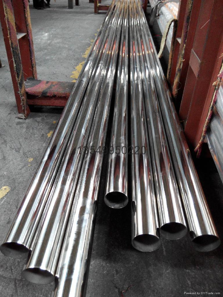 五金制品用304不鏽鋼管 5