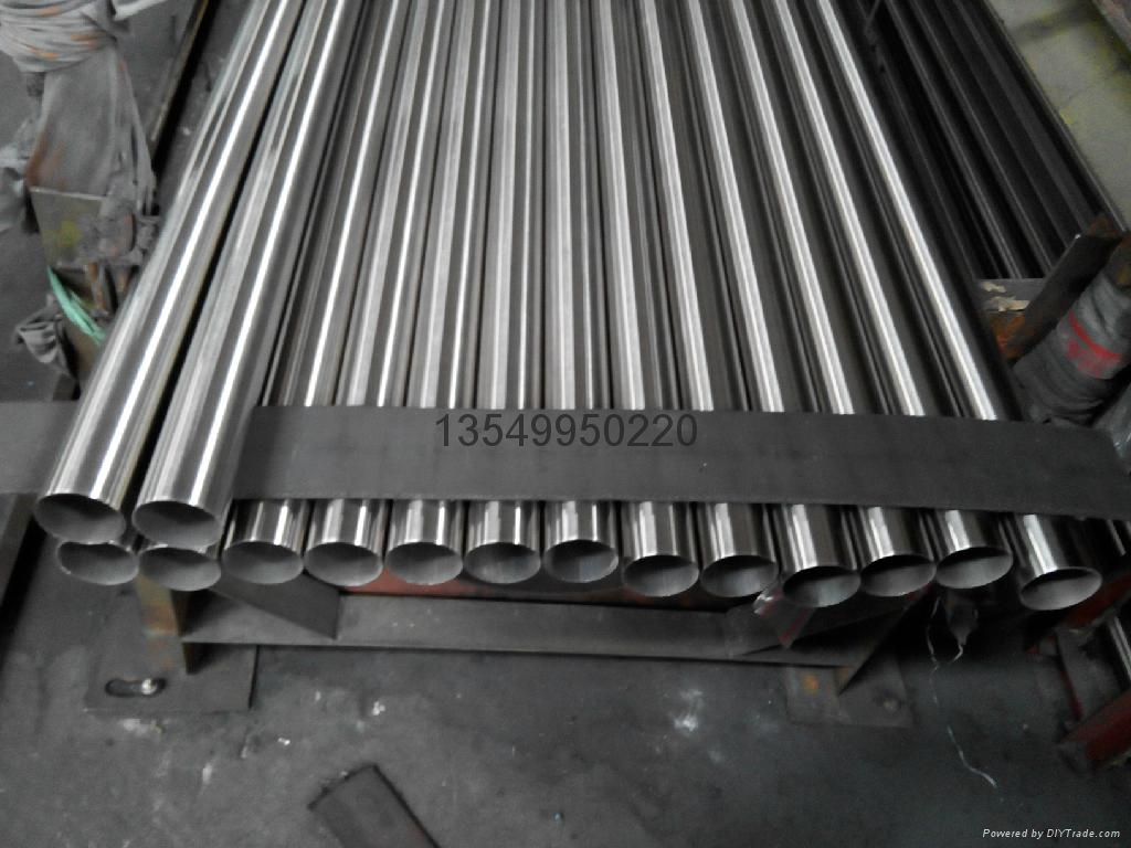 厚壁201不鏽鋼管 1
