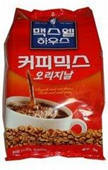 韓國麥斯威爾咖啡