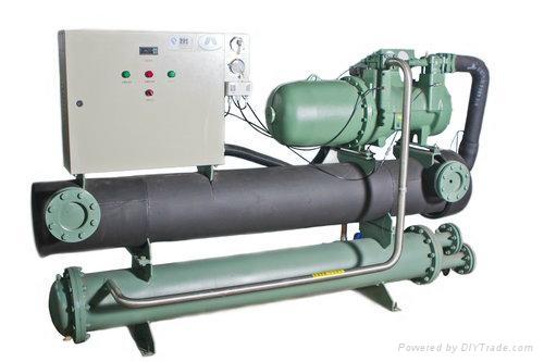 工业水冷冷凝机组 1