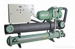 工业水冷冷凝机组