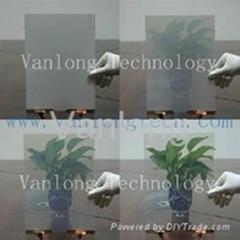 Rear projection LCD Screen
