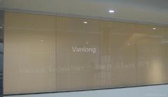 電控智能調光玻璃