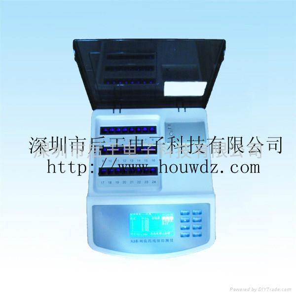 五合一食品安全检测仪 4
