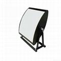 雙面弧形點餐燈箱 2