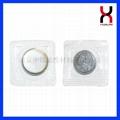 服裝磁鐵紐扣 PVC防水磁扣