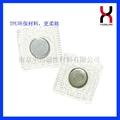 服装箱包磁铁扣 PVC/TPU包胶磁扣 2